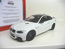 1:18 GT Spirit BMW M3 Coupe E92 2007-2013 Limited Ed 300 pieces SHIPPING FREE