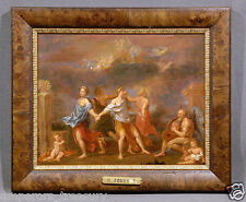 "Mythical Dance Antique Oil Painting ""style of"" Nicolas Poussin (FRENCH 17th C.)"