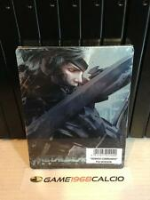 METAL GEAR SOLID RISING REVENGEANCE STEELBOX RENDER COMMANDO (NO GAME) NEW PS3