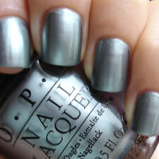OPI - Moonraker - D13 James Bond Skyfall 2012 Metallic Silver Grey Nail Polish