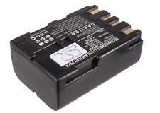 Batterie Li-Ion POUR JVC gr-dvl317u gr-dvl166 gr-dv2000u JY-HD10US gr-dvl310 nouveau