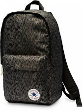 CONVERSE CORE POLY BACKPACK BLACK REFLECTIVE 10002531 970  CHUCK TAYLOR ALL STAR