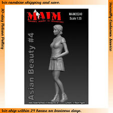 MAiM Models 1/35 Asian Beauty #4 (1 Figure)