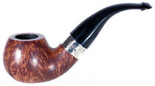 Peterson Aran XL02 Full Bent Bulldog Tobacco Pipe Fishtail Mouthpiece - 3033K