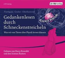 Gedankenlesen durch Schneckenstreicheln von Werner Gruber, Martin Puntigam...