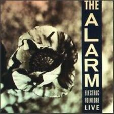 "Alarm Electric Folklore Live - US 12"" EP"