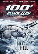 100 Below Zero DVD