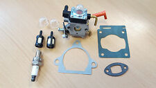 CARBURETTOR CARB KIT FITS STIHL HS81 HS81R HS81T HS86 HS86R HS86T HEDGE TRIMMER