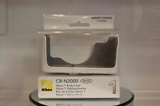 BRAND NEW NIKON 1 BODY CASE - CB-N2000 (White)