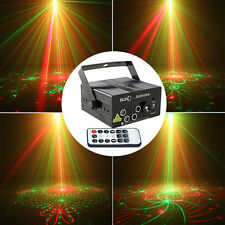 Z80RGRG 5 Holes 80 Patterns RG Laser Light Stage Lighting Red Green Blue for DJ