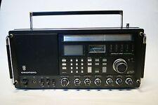 Radio Grundig Satellite 600 Professional mondo ricevitore difettoso!!! GUARDA!!!