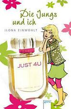 """BUCH """"Die Jungs und ich"""" von Ilona Einwohlt"""