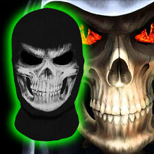 New The Grim Reaper Cosplay Skull Ghost Death Balaclava Halloween Full Face Mask