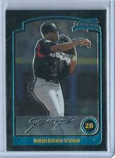 2003 Bowman Chrome Draft Robinson Cano New York Yankees #124 Baseball Card