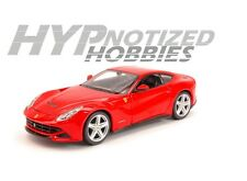 BBURAGO 1:24 FERRARI F12 BERLINETTA RED 26007