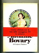 Gustave Flaubert # MADAME BOVARY # Sperling & Kupfer-Tv Sorrisi e Canzoni 1978