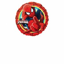 ULTIMATE SPIDER-MAN ACTION CERCHIO Foil Balloon-Standard Decorazione forniture