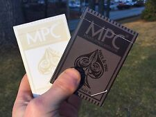 MPC IMPRESSION STEALTH and PHANTOM, deck,playing cards,Bicycle,Theory ellusionis