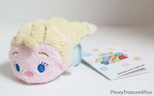 """USA Disney Store TSUM TSUM Frozen """"ELSA"""" Mini 3.5"""" Toy Plush NEW w/Tags"""