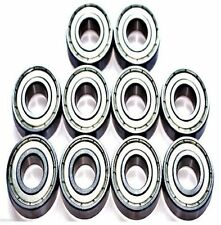 Pack of 10 6804 61804 20x32x7mm ZZ Thin Section Deep Groove Ball Bearing