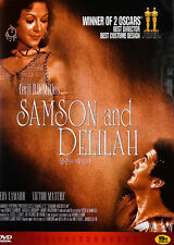 Samson and Delilah (1949) Hedy Lamarr, Victor Mature DVD *NEW
