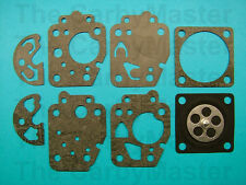 Teikei Replacement TK10 Gasket and Diaphragm Kit Fits Kawasaki TH23/TH26/TH34 ++