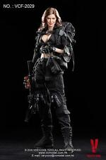 Very Cool Female Shooter Black Version 1:6 Boxed Figure VCF-2029 misb new