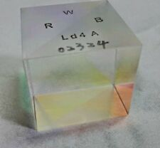 laser beam splitter cube 32x32x29mm made in Indonesia for japan company