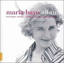 Arias De Opera Y Canciones (Bayo) CD NEW