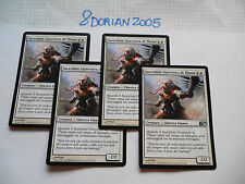 4x MTG Sacerdote Guerriero di Thune-War Priest Of Magic EDH M11 Ed base ITA x4