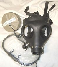 ISRAELI GAS MASK (CHILD SIZE) w/ Filter & Drinking Straw-NEW