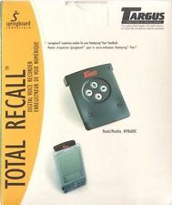 Total Recall Digital Voice Recorder No. PA600C