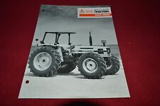 Agco Allis Chalmers 5670 5680 Tractor Dealer's Brochure DCPA