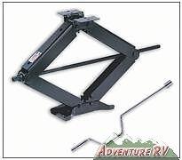 BAL Scissor Stabilizing Stabilizer Trailer Camper Leveling Jacks Set of 2
