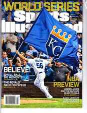 October 27, 2014 Greg Holland Kansas City Royals Sports Illustrated NO LABEL