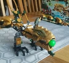 LEGO 70503 GOLDEN DRAGON e GOLDEN Ninjago