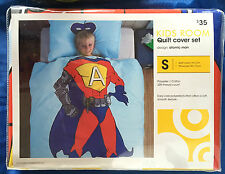 BOYS KIDS QUILT COVER