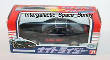 1982 Create 21 Japan Japanese Night Rider KITT Firebird Die-Cast Car Boxed