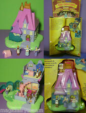 Polly Pocket Mini Disney NEU ♥ Cinderella ♥ Stepmother's House ♥ OVP ♥ NEW ♥1995
