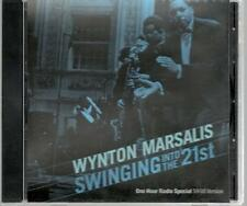 Wynton Marsalis, Swinging Into the 21st; Pr-Only One Hour Radio Special CD