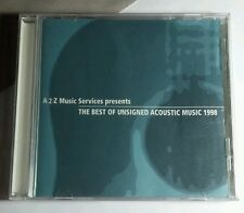 A 2 Z SERVICES BEST OF UNSIGNED ACOUSTIC 1998 EPONA PHARAOHS KREUG GOOD MUSIC CD