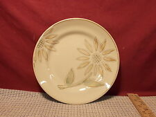 Cuisinart Dinnerware Sunflower Pattern Salad Plate New