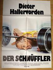 """Filmposter * Kinoplakat * A1 * Der Schnüffler * Dieter """"Didi"""" Hallervorden"""