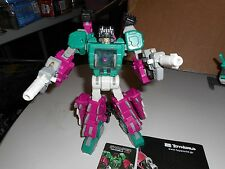 Toyworld Transformers TW-H03 Swamper, 3rd party Skullcruncher, complete