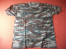 GREEK ARMY :ORIGINAL SOLDIER  T-SHIRT-X LARGE- LIZARD CAMO-HELLAS