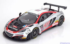 1:18 Minichamps McLaren 12C GT3 #107, 24h Spa 2013 ltd. 504 pcs.