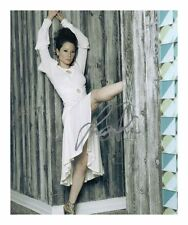 LUCY LIU AUTOGRAPHED SIGNED A4 PP POSTER PHOTO