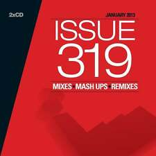 Mastermix Issue 319 Twin DJ CD Set Mixes ft Swedish House Mafia Hitmix Megamix