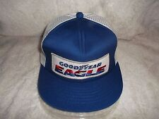 Vintage Goodyear Eagle Racing Hat~From GM Exec Jon Moss Personal Collection~