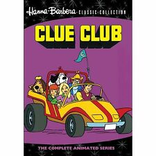 Clue Club The Complete Animated Series - DVD - a Hanna-Barbara Classic Cartoon!